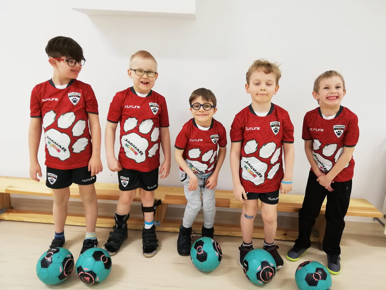 Dzieci szkółka piłkarska Gdańsk