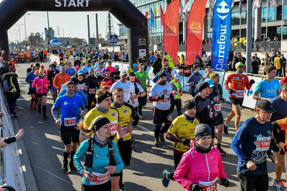 Przygotowanie do maratonu gdańskiego z trenerem bieganie