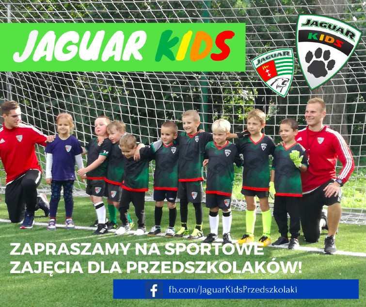Zajęcia sportowe dla dzieci w Trójmieście