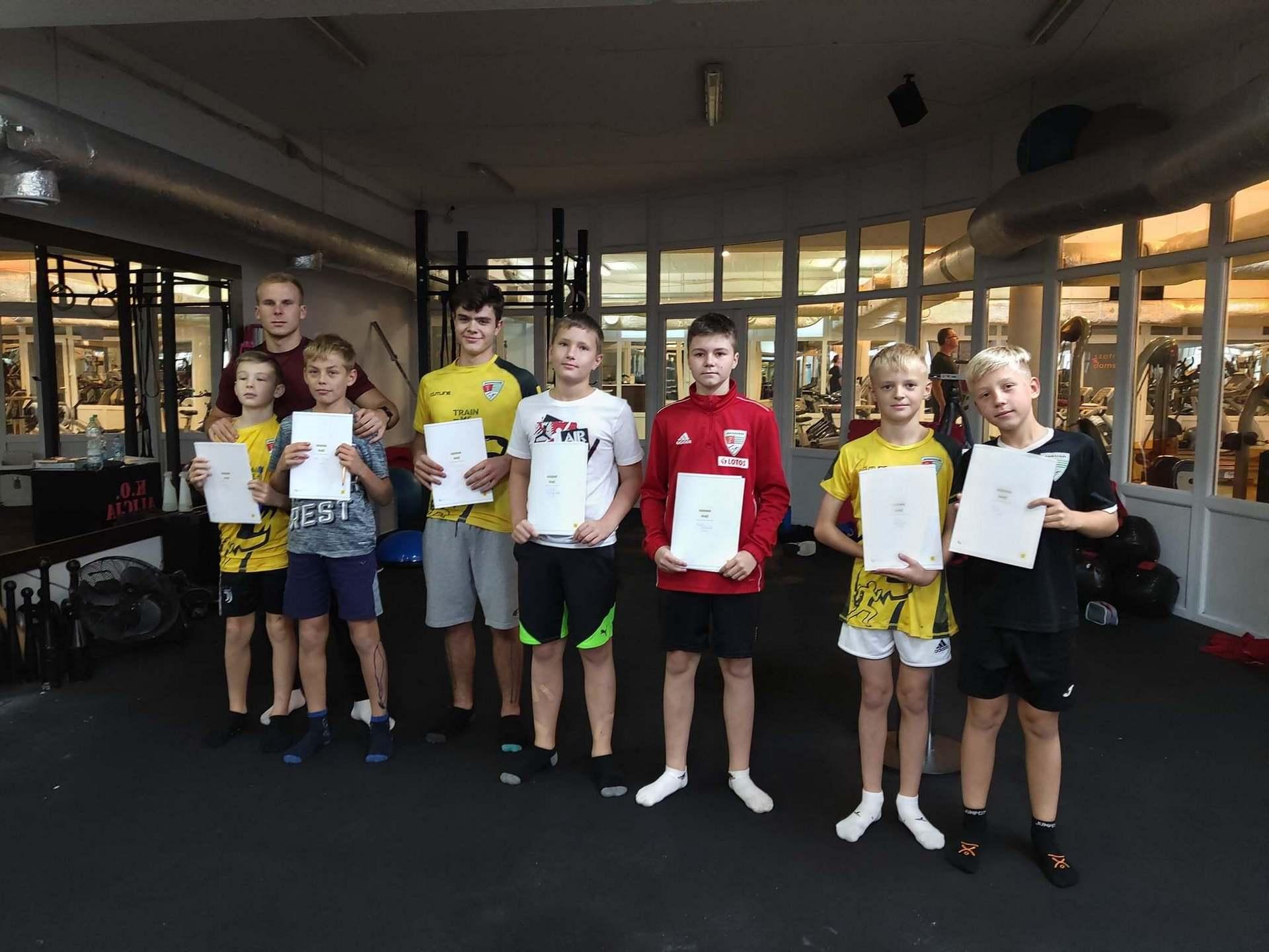 zajęcia sportowe dla dzieci w Gdańśku