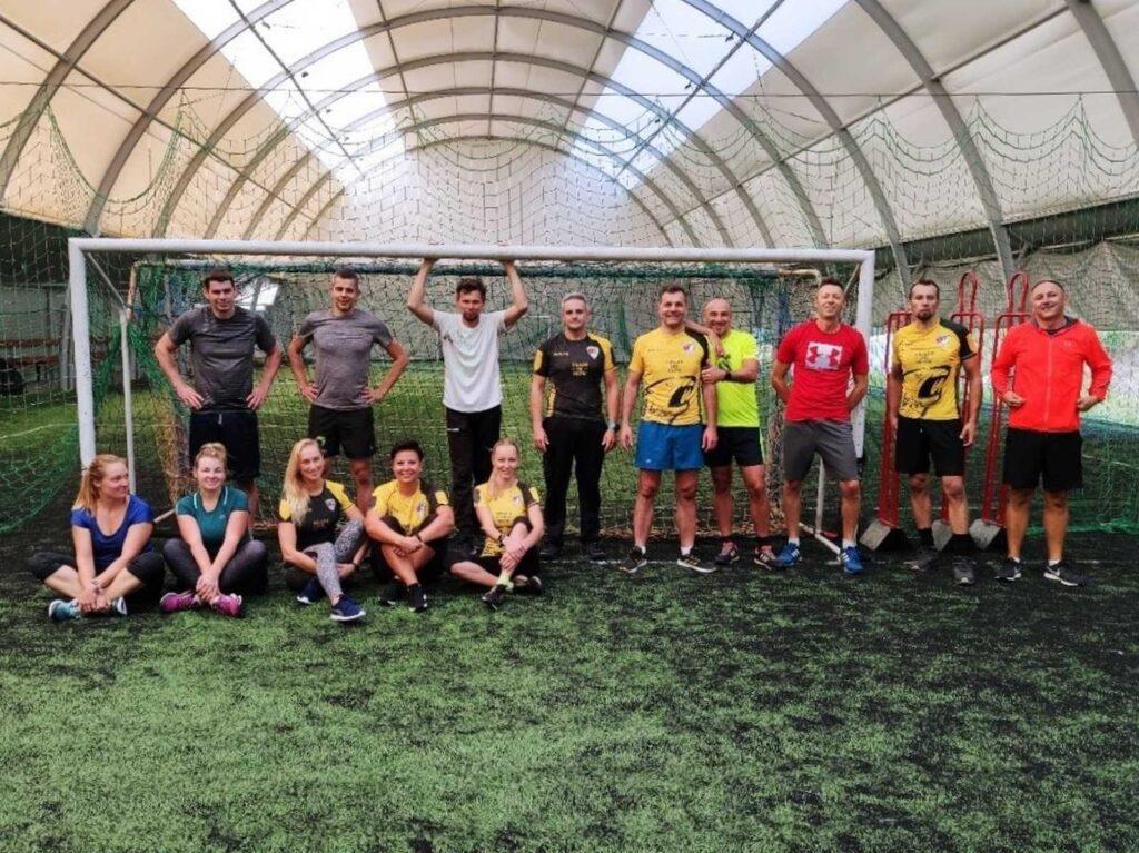 Fitness trening grupowy Gdańsk