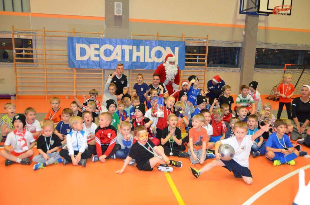 szkolne zajęcia sportowe dla uczniów w Gdańsku