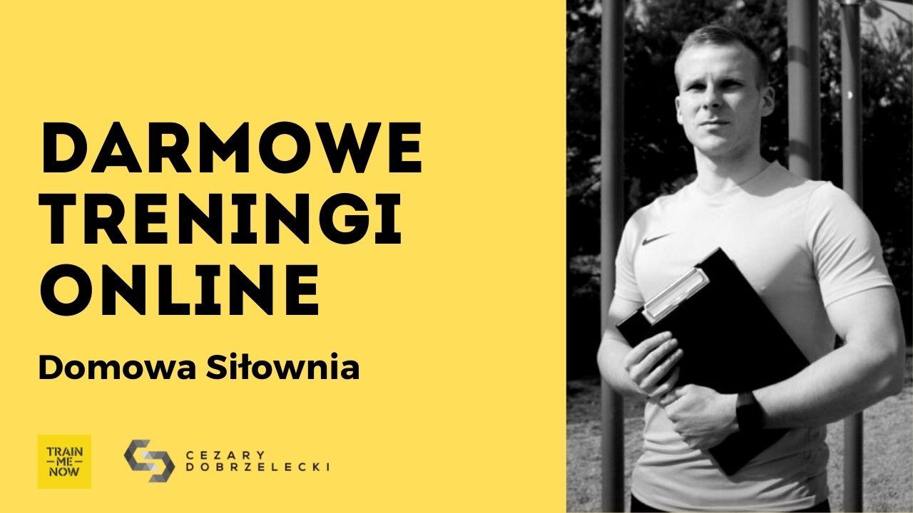 treningi online w domu z trenerem personalnym Gdańsk