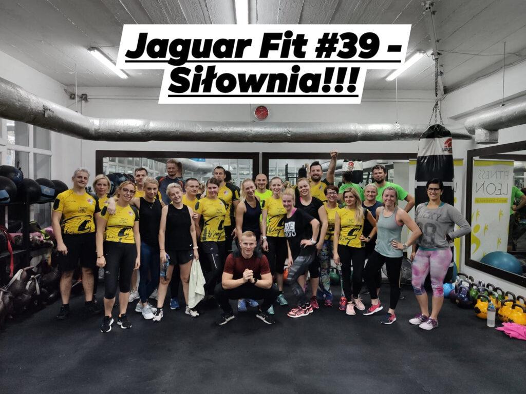 grupa jaguar fit gdańsk ćwiczenia grupowe dorośli