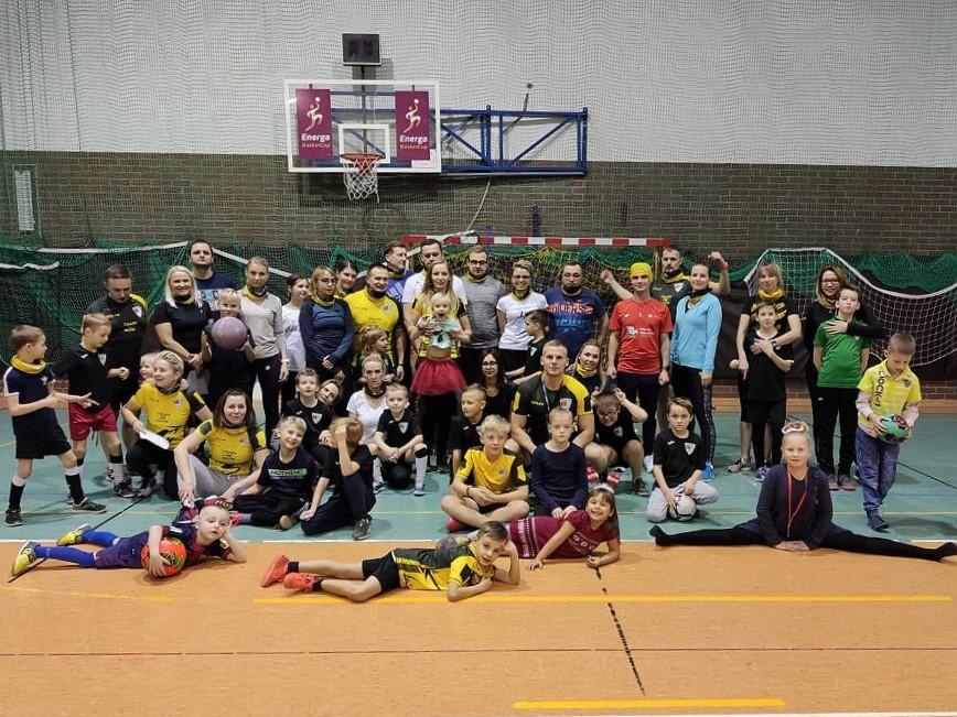 Gdańsk imprezy sportowe dla dzieci organizacja
