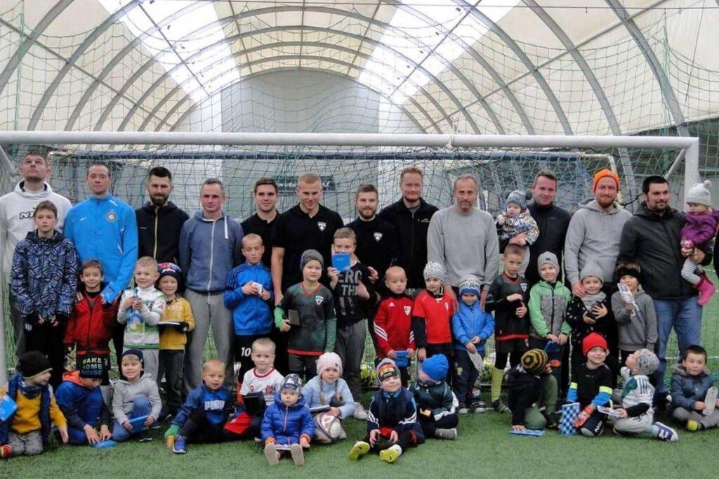 Jaguar Kids piłka nożna dla dzieci