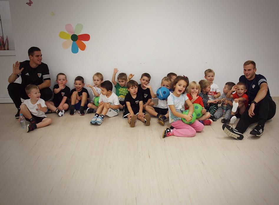 Gdańsk zajęcia sportowe dla dzieci w szkole