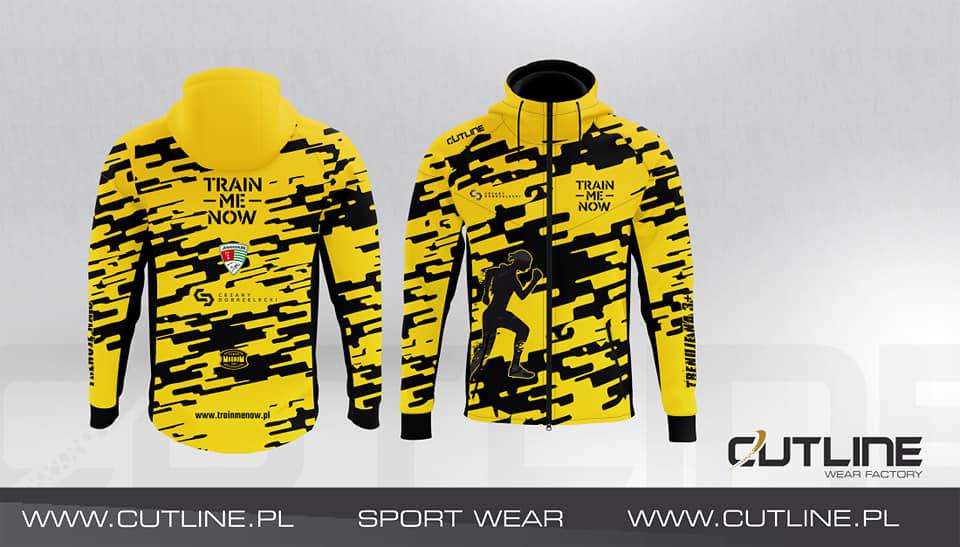 odzież sportowa markowa wysokiej jakości Cutline Sport Wear
