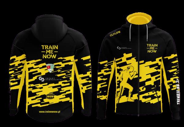 odzież sportowa bluza do treningu