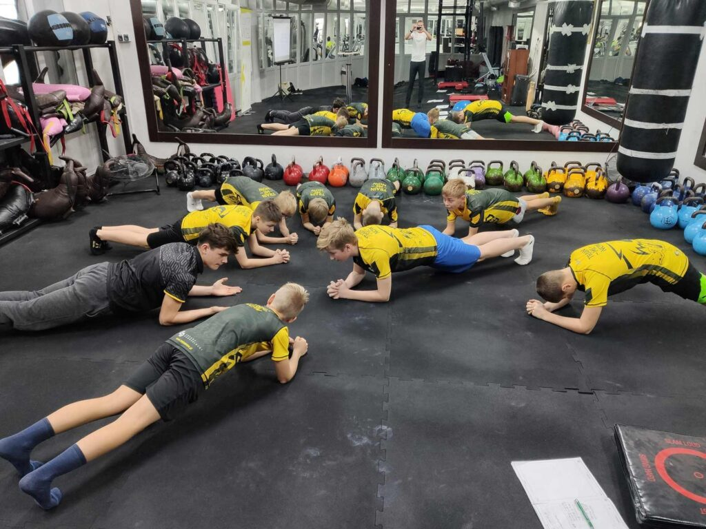 Gdańsk warsztaty rozwojowe dla młodych sportowców
