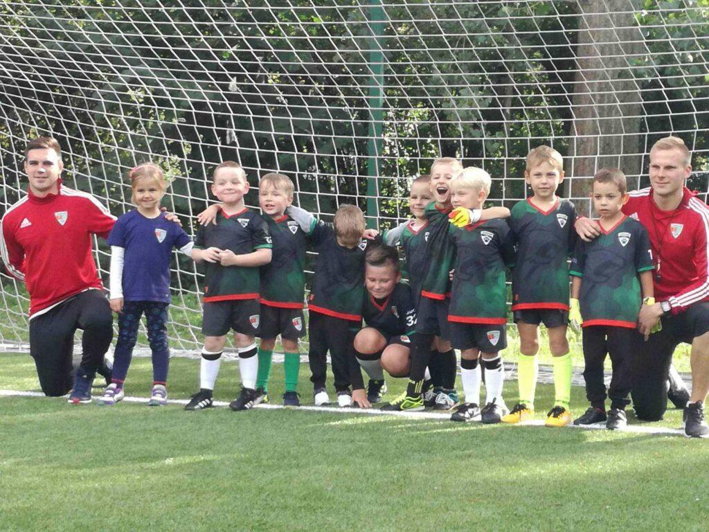 Gdańsk zajęcia sportowe dla dzieci w przedszkolu