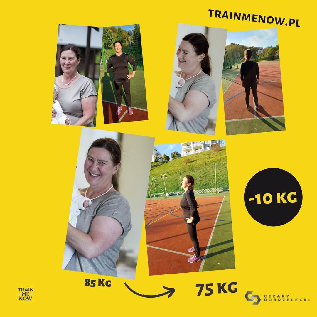 Odchudzanie zdrowa dieta i ćwiczenia z trenerem z Gdańska