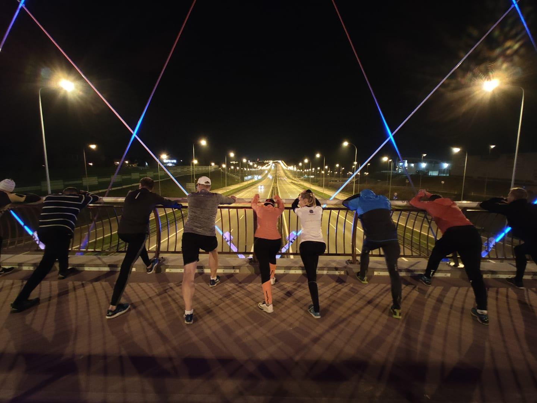biegamy w grupie w Gdańsku