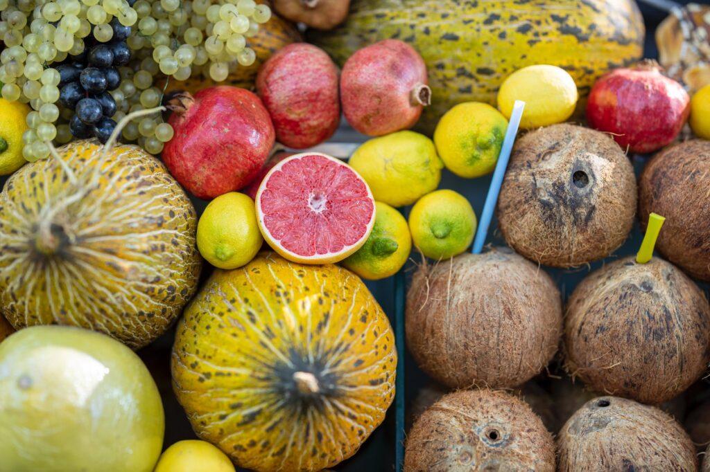 Cukry złożone w owocach to dobre węglowodany w diecie