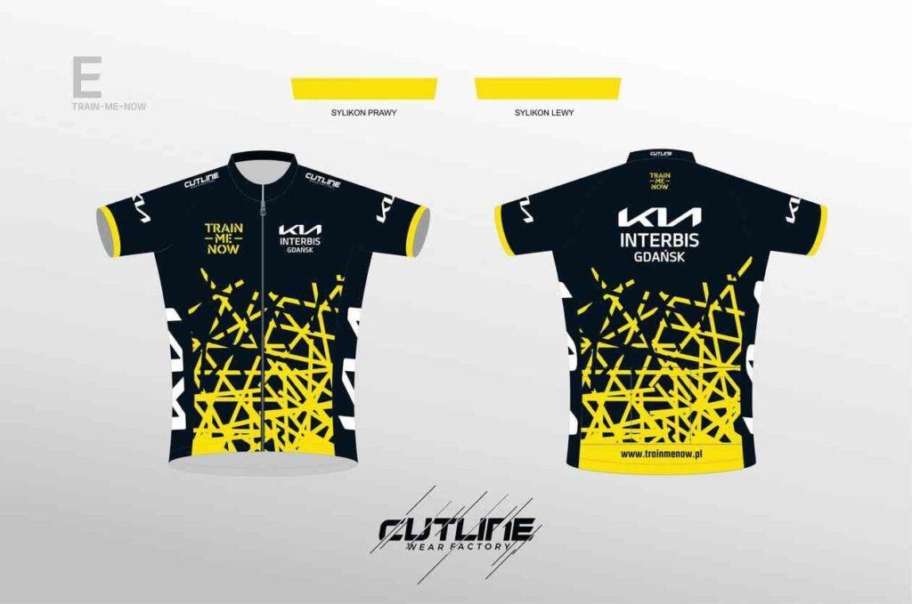 Odzież sportowa Cutline Wear Factory kolarskie stroje