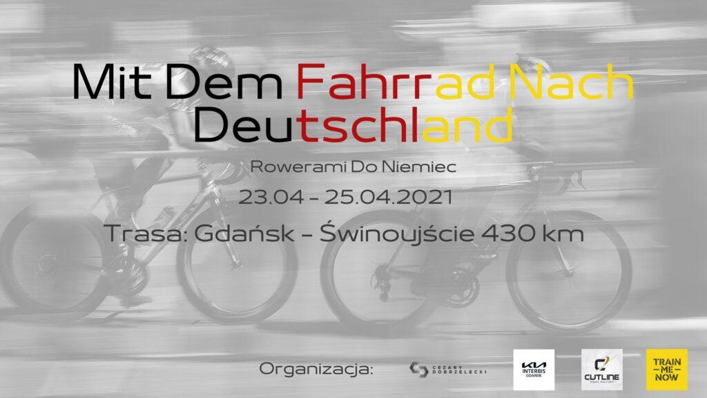 Trasa rowerowa do Niemiec