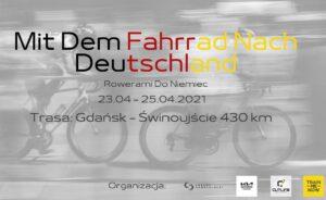 trainmenow rowerzyści Gdańsk Niemcy wyzwanie sportowe