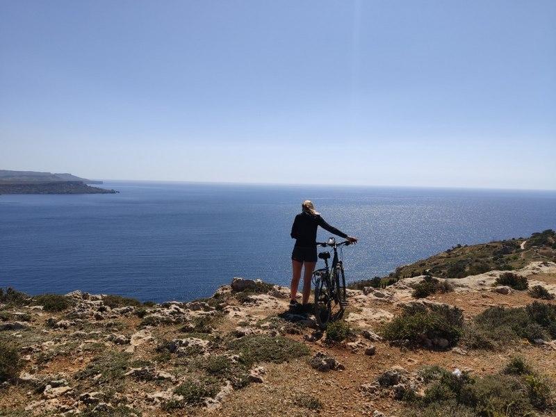 co robić na Malcie rowery zwiedzania plaże