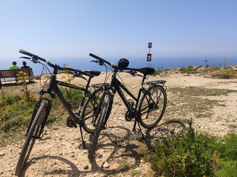 wycieczki rowerowe Malta wynajem rowerów