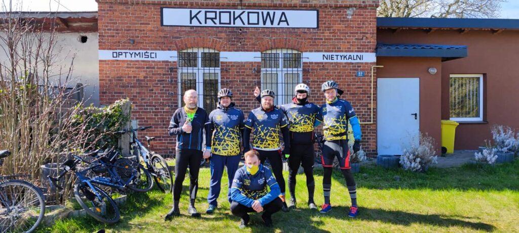 rowery Gdańsk Krokowa Świnoujście Niemcy