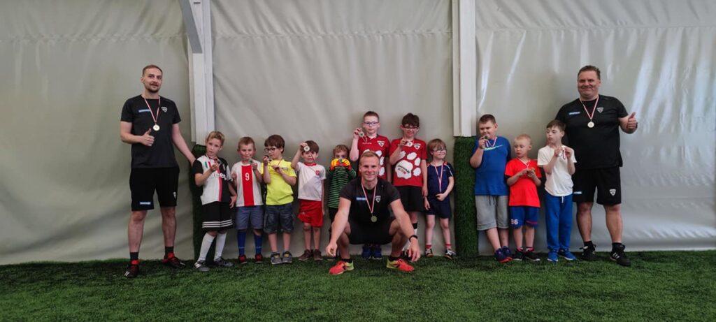 gdańsk zajęcia dla dzieci niepełnosprawnych jaguar piłkarska akademia