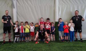 piłkarska akademia Jaguar Gdańsk treningi piłkarskie dla dzieci