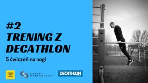 najlepsze ćwiczenia na mięśnie nóg cykl treningów