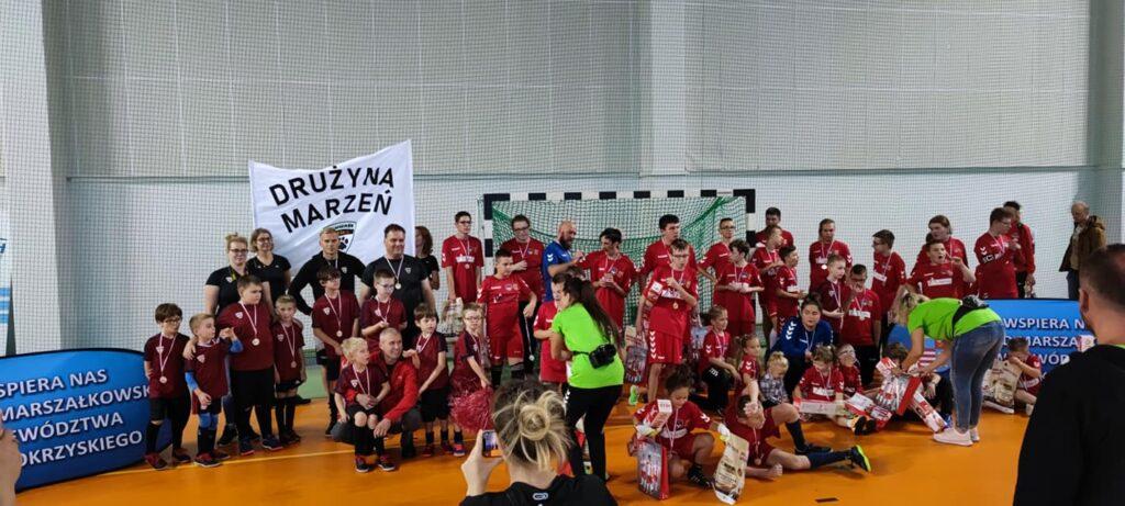 drużyna marzeń Jaguar Kids z Gdańska