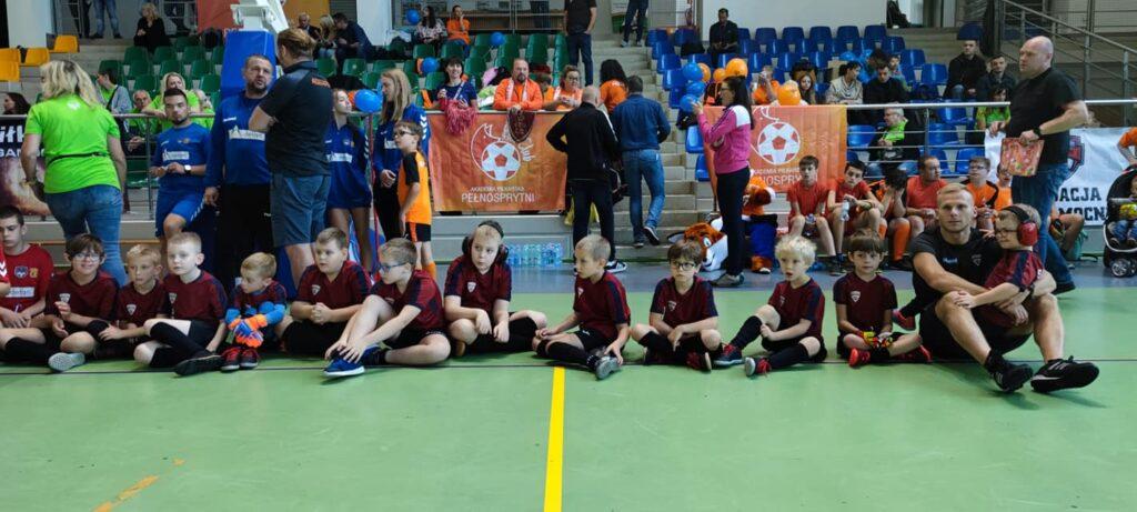 IV Turniej Piłkarski (NIE)Pełnosprawni MEGAMOCNI w Kielcach