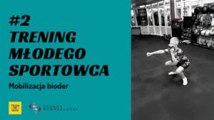 trening młodego sportowca w Gdańsku