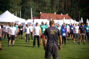 integracja dla firm sportowa rywalizacja z trenerem