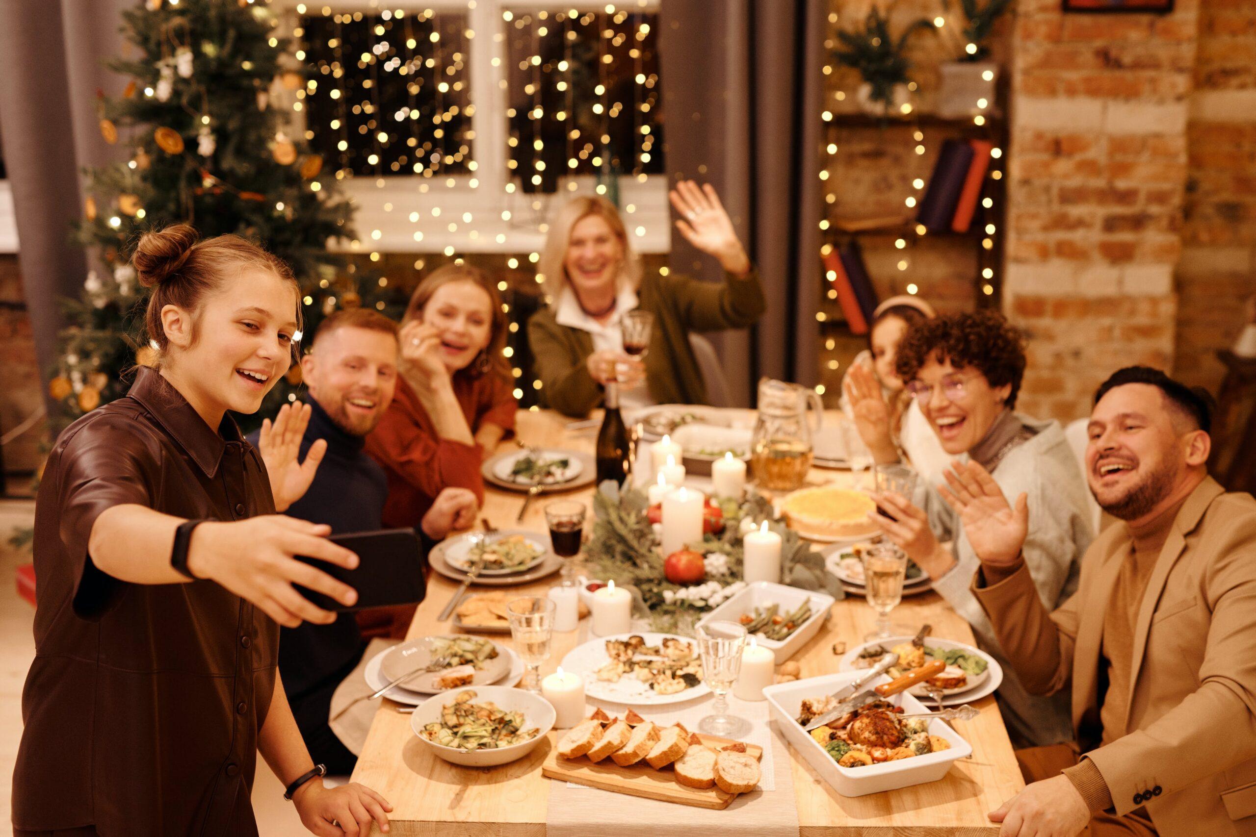 Żywienie podczas imprez i wizyt w restauracji