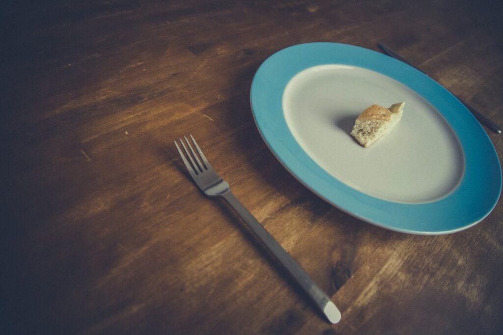 diety zazwyczaj nie działają i przynoszą efektów